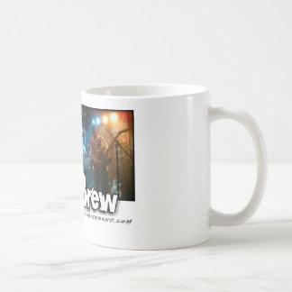DejaBrew Band Full Color Logo Mug