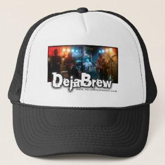 DejaBrew Band Logo Trucker Hat.. Trucker Hat