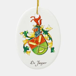 DeJager Christmas Ornament