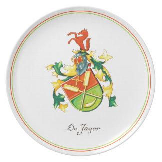 DeJager Crest Plate