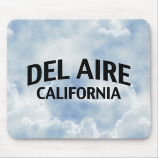 Del Aire California Mouse Pads