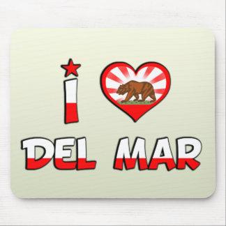 Del Mar, CA Mousepads