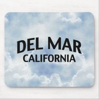 Del Mar California Mousepad