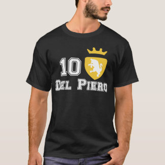 Del Piero Crest T-Shirt
