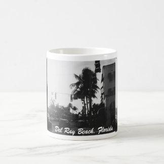 Del Ray Beach Florida Photo Mug