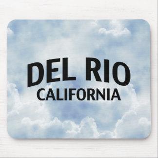 Del Rio California Mouse Pad