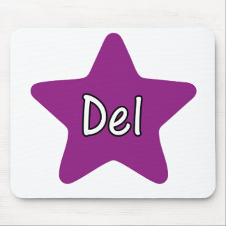 Del Star Mouse Pad