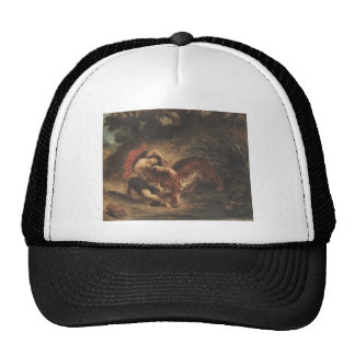 Delacroix Art Hat