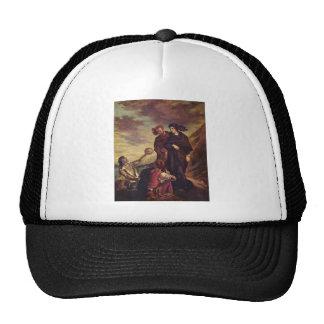 Delacroix Art Hats