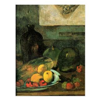 Delacroix Art Postcard