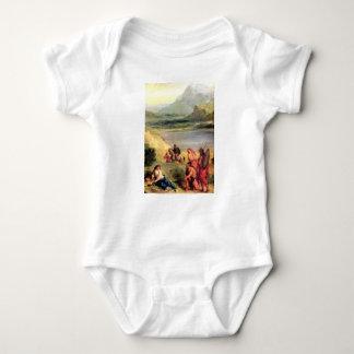 Delacroix Art T Shirt