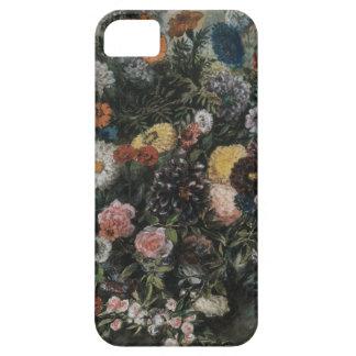 Delacroix Boquet Of Flowers iPhone 5 Cases