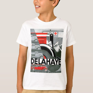 Delahaye ~ Vintage Automobile Advertisement T-Shirt