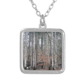 Delamere Forest Wetland Personalized Necklace