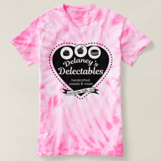 Delaney's Delectables Cotton Candy Tee