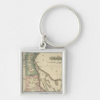 Delaware 2 key ring
