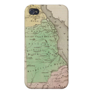 Delaware 6 iPhone 4 cover