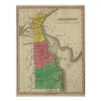 Delaware 6 poster