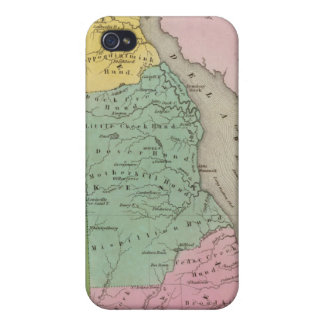 Delaware 7 iPhone 4 cases