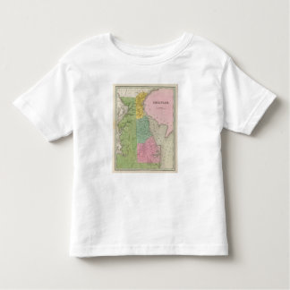 Delaware 7 toddler T-Shirt