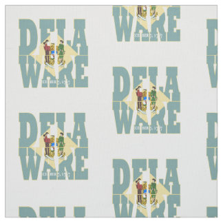 Delaware American state flag Fabric