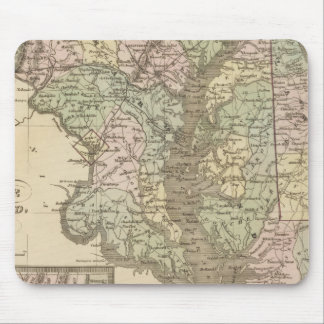 Delaware and Maryland 2 Mouse Pad
