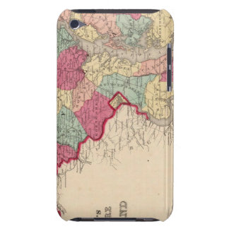 Delaware and Maryland iPod Touch Cover
