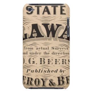 Delaware Atlas Case-Mate iPod Touch Case