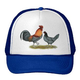 Delaware Blue Hen Trucker Hat