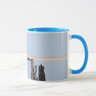 Delaware Breakwater & Harbor of Refuge Lighthouses Mug