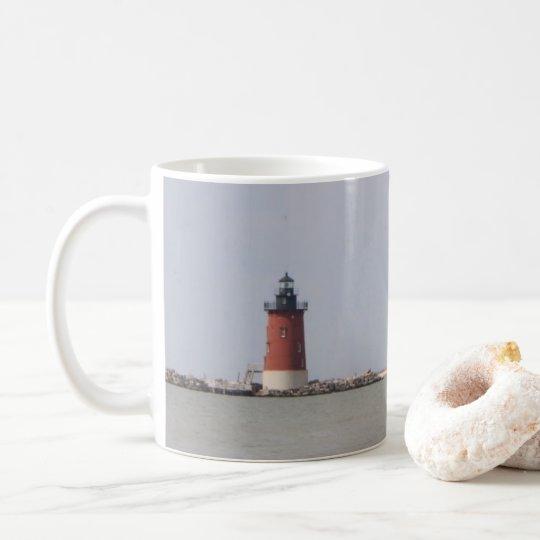 Delaware Breakwater Lighthouse Mug