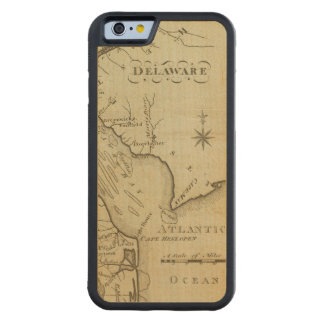 Delaware Carved Maple iPhone 6 Bumper Case