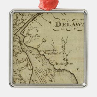 Delaware Christmas Ornament