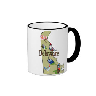 Delaware Coffee Mug