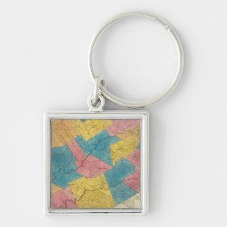 Delaware County Key Ring