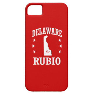 DELAWARE FOR RUBIO iPhone 5 COVERS