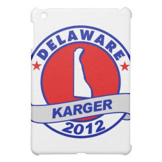 Delaware Fred Karger iPad Mini Case