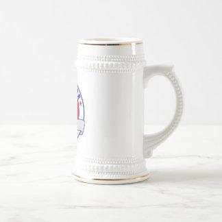 Delaware Fred Karger Coffee Mugs