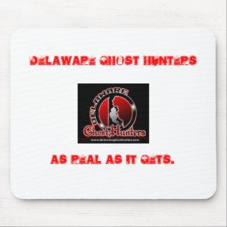Delaware Ghost Hunters Mousepad