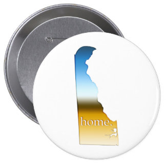 Delaware home Horizon 10 Cm Round Badge