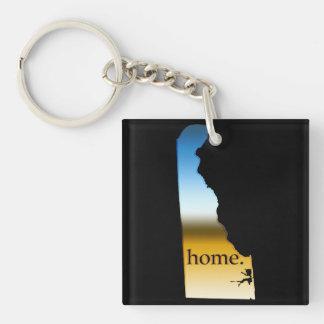 Delaware home Horizon Key Ring