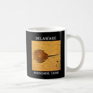 Delaware Horseshoe Crab Coffee Mug