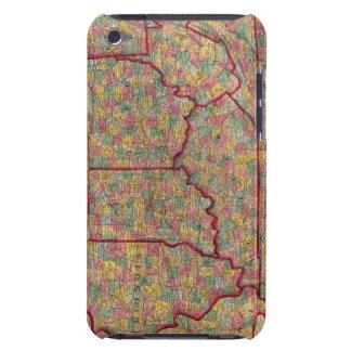 Delaware, Illinois, Indiana, Iowa North Carolina iPod Touch Cover