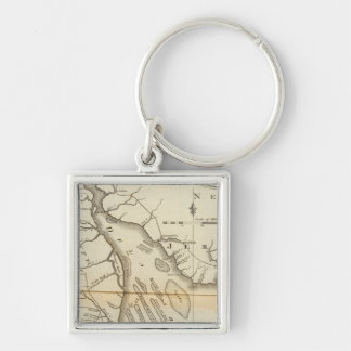 Delaware Key Ring