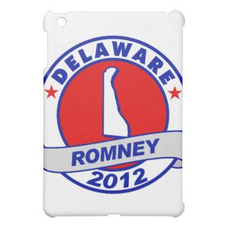 Delaware Mitt Romney Case For The iPad Mini