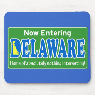 Delaware Mouse Pad