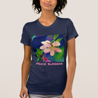 Delaware Peach Blossoms T-Shirt