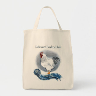 Delaware Poultry Club Organic Tote
