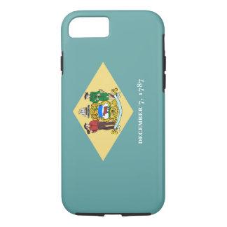Delaware State Flag Design iPhone 7 Case