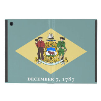 Delaware State Flag iPad Case